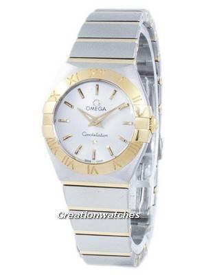 Omega Constellation Quartz 123.20.24.60.02.002 Women's Watch
