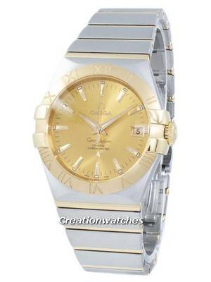 Omega Constellation Co-Axial Chronometer Automatic 123.20.35.20.08.001 Men's Watch