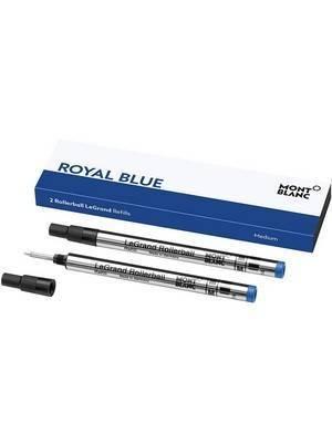 Montblanc LeGrand Rollerball 124503 Royal Blue Refil