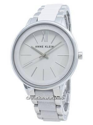 Relógio de senhora de quartzo Anne Klein 1413LGSV