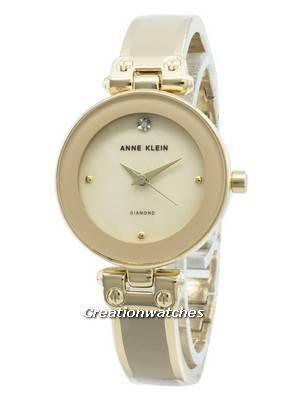 Relógio de senhora Anne Klein 1980TMGB de quartzo