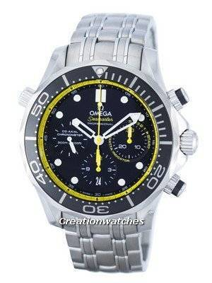 Omega Seamaster Professional Co-Axial Diver's Chronograph Automatic 212.30.44.50.01.002 Men's Watch