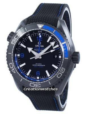 Omega Seamaster Professional Planet Ocean GMT Automatic 215.92.46.22.01.002 Men's Watch