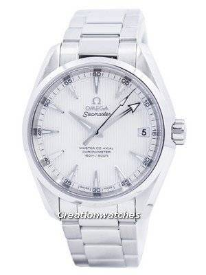 Omega Seamaster Aqua Terra Master Co-Axial Chronometer 231.10.39.21.02.002 Men's Watch