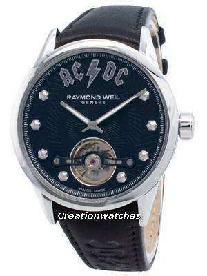 Raymond Weil Geneve Freelancer AC/DC 2780-STC-ACDC1 Limited Edition Automatic Men's Watch