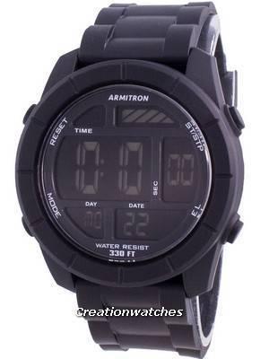 Armitron Sport 408253BLK Quartz Men\'s Watch