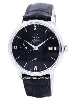 Omega DeVille Prestige Co-Axial Power Reserve Chronometer 424.13.40.21.01.001 Men's Watch
