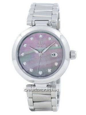 Omega De Ville Ladymatic Co-Axial Chronometer 425.30.34.20.57.004 Women's Watch