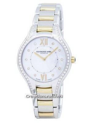 Raymond Weil Noemia Diamond Accent Quartz 5132-SPS-00985 Women's Watch