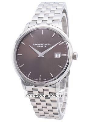 Raymond Weil Geneve Toccata 5488-ST-70001 Relógio de quartzo para homem