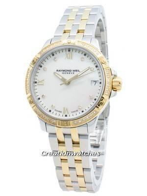 Raymond Weil Geneve Tango 5960-SPS-00995 Diamond Accents Quartz Women\'s Watch