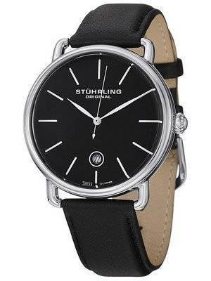 Stuhrling Original Ascot Swiss Quartz 768.02 Men's Watch