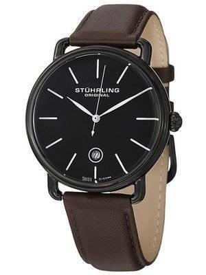 Stuhrling Original Ascot Swiss Quartz 768.03 Men's Watch