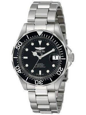 Invicta Pro Diver 200M Automatic Black Dial 8926 Men's Watch