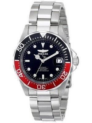 Invicta Pro Diver 200M Automatic Black Dial 9403 Men's Watch
