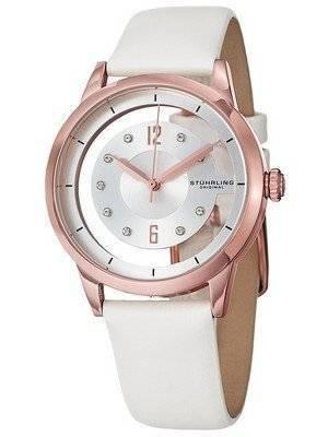Stuhrling Original Winchester Rose Gold Swarovski Crystal 946L.02 Women\'s Watch
