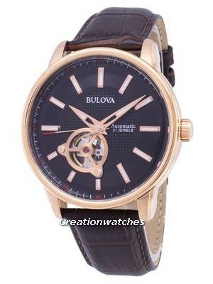 Bulova Automatic 97A109 Analog Men's Watch