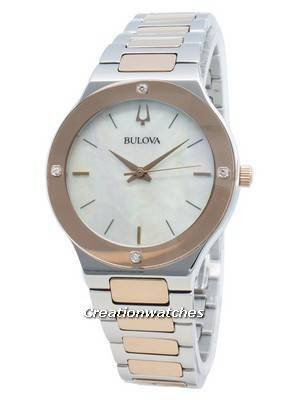 Bulova 98R274 Diamond Accents Quartz Women's Watch