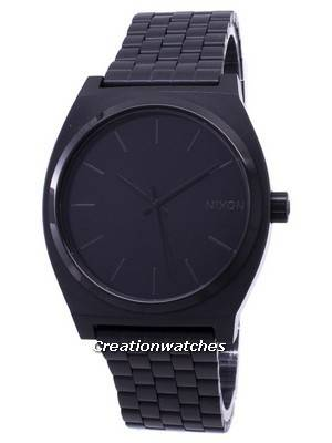 Nixon Quartz Time Teller 100M A045-001-00 Men's Watch