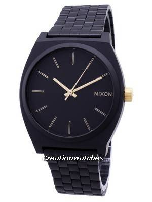 Nixon Quartz Time Teller 100M A045-1041-00 Men's Watch