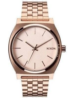 Nixon Time Teller All Rose Gold A045-897-00 Men's Watch