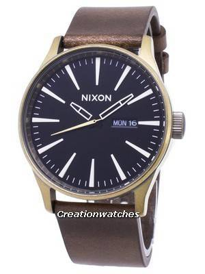 Nixon Sentry A105-3053-00 Analog Quartz Men\'s Watch