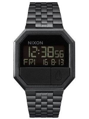 Nixon Re-Run Alarm Digital A158-001-00 Men's Watch