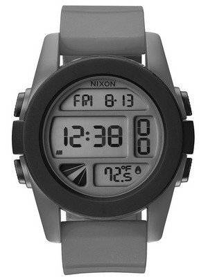 Nixon Unit Dual Time Alarm Digital A197-195-00 Men's Watch