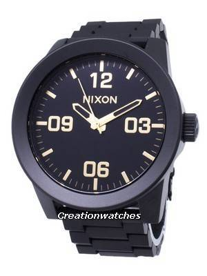 Nixon Corporal SS A346-1041-00  Analog Quartz Men\'s Watch