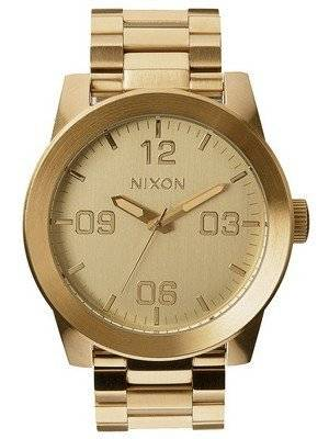 Nixon Corporal SS All Gold A346-502-00 Men's Watch