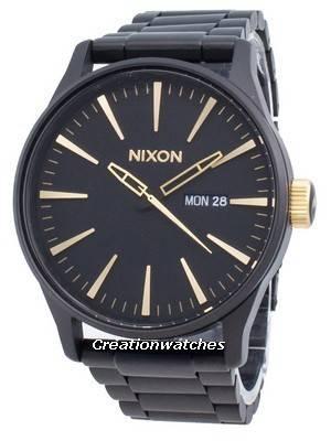 Nixon Sentry SS A356-1041-00 Quartz Men\'s Watch