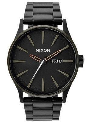 Nixon Sentry Quartz A356-1530-00 Men's Watch