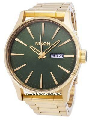 Nixon Sentry SS Quartz A356-1919-00 Men's Watch