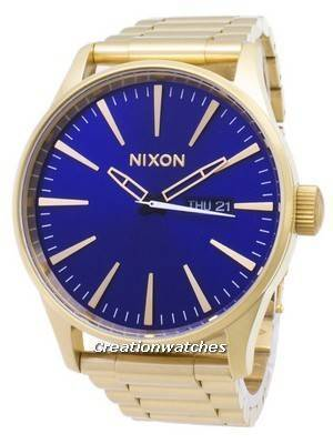 Nixon Sentry SS A356-2735-00 Analog Quartz Men's Watch