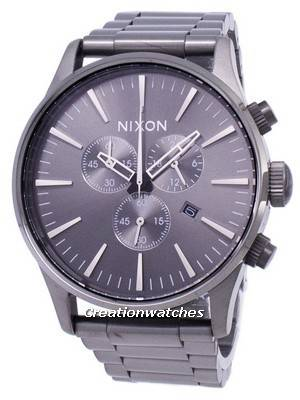 Nixon Sentry Chrono Quartz A386-632-00 Men's Watch