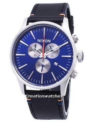 Nixon Sentry A405-1258-00 Chronograph Quartz Men's Watch