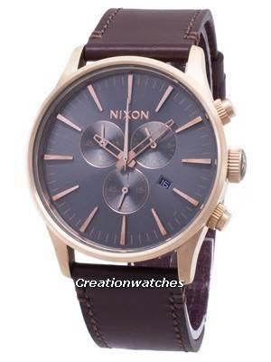 Nixon Sentry Chrono Quartz A405-2001-00 Men's Watch