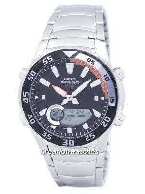 Casio Analog Digital Marine Gear AMW-710D-1AVDF AMW-710D-1AV Men's Watch