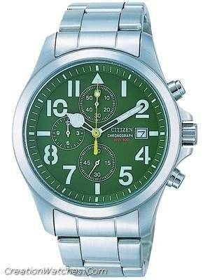 Citizen  Military OXY AN3260-55X