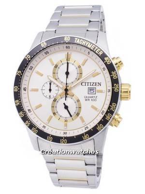 Citizen Chronograph AN3604-58A Tachymeter Quartz Men's Watch