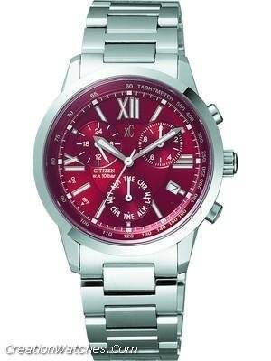Citizen  Ladies xC Chronograph  AN6070-54X