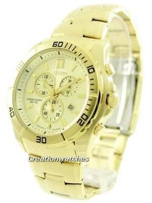 Citizen Chronograph AN7102-54P Men's Watch