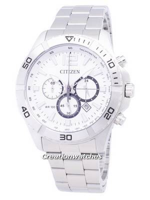 Citizen Chronograph AN8120-57A Automatic Analog Men's Watch