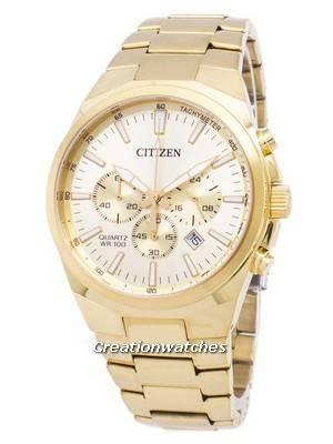 Citizen Analog Chronograph Quartz AN8172-53P Men's Watch