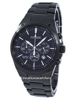 Citizen Chronograph Tachymeter Quartz AN8175-55E Men's Watch