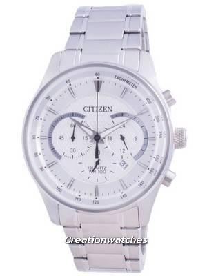 Relógio masculino Citizen Quartz Chronograph AN8190-51A 100M