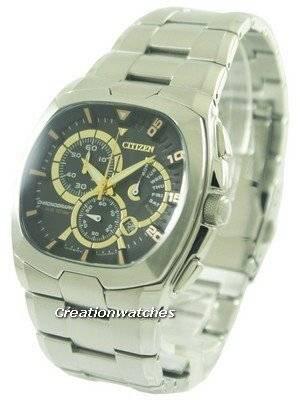 Citizen Chronograph Retrograde AN9000-53E Men's Watch