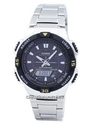 Casio Analog Digital Tough Solar AQ-S800WD-1EVDF AQ-S800WD-1EV Men's Watch