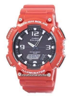 Casio Analog Digital Tough Solar AQ-S810WC-4AVDF AQS810WC-4AVDF Men's Watch