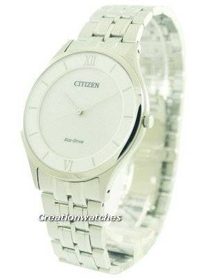 Citizen Eco-Drive Stiletto Super fino AR0071-59A Assista Men